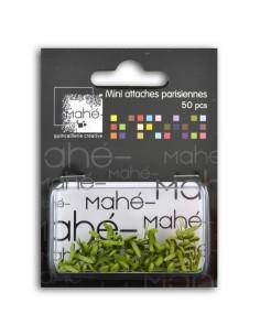 Encuadernadores mini verde