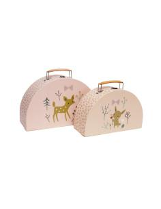 Set de 2 Maletas Deer