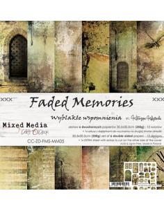 kit faded memories craft o'clock