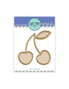 Shaker - Cerezas gemelas brisa de sweet moma