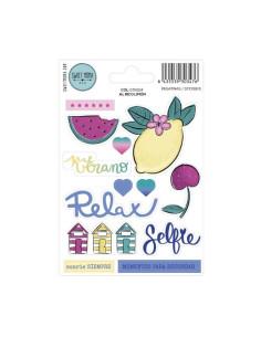 Stickers - Al rico limon brisa de sweet moma