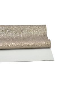Ecopiel Bronce Metal