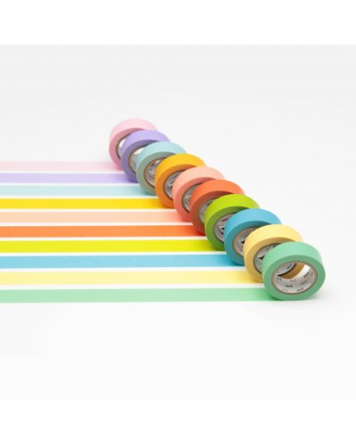 Pack 20 washi tape MT