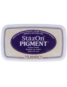 Tinta Stazon PIGMENT gota de limón