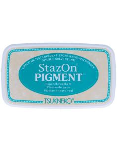 Tinta Stazon PIGMENT azul marinero