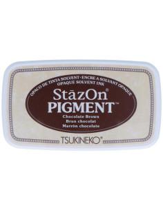 Tinta Stazon PIGMENT verde trébol