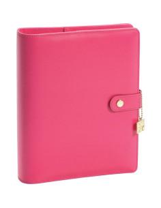 Agenda A5 Carpe Diem Pink