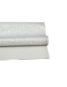 Ecopiel plata Metal