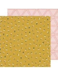 Papel unidad wildflower de crate paper