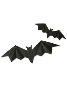 TROQUEL ''DIMENSIONAL BATS'' SIZZIX