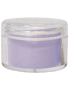 Polvos embossing lavender dus de sizzix