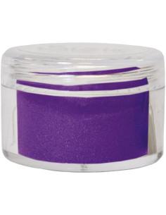 Polvos embossing purple dusk de sizzix