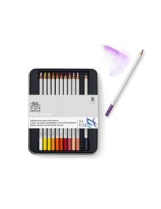 Surtido 24 lápices acuarelables W&N
