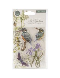 sello Kingfisher The Riverbank