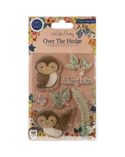 Sello Olivia the Owl The Hedge