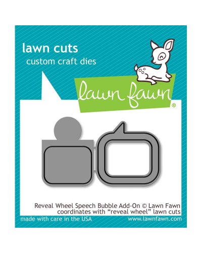 Troquel Riveal wheel speech fawn lawn