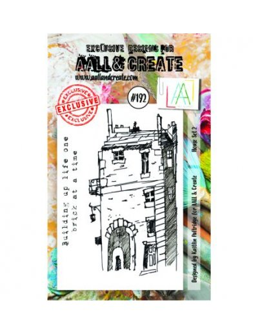Sello House set 2 Aall&Create