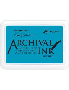 Tinta Archival Bluebird