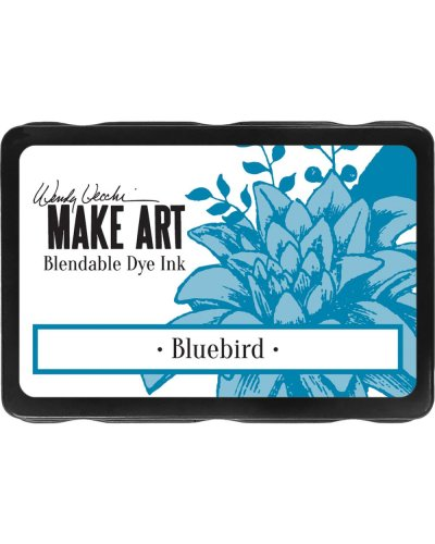 Tinta Bluebird Make Art