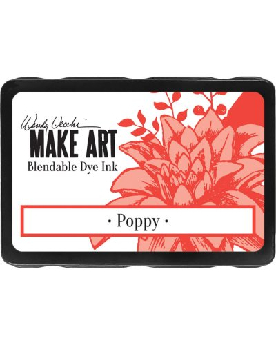 Tinta Poppy Make Art