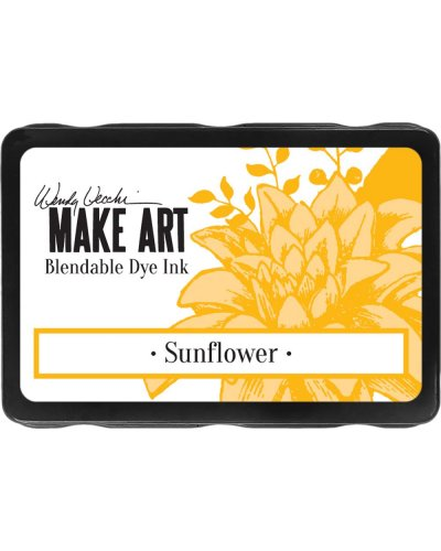 Tinta Sunflower Make Art