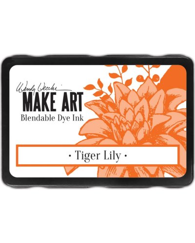 Tinta TIger Lily Make Art