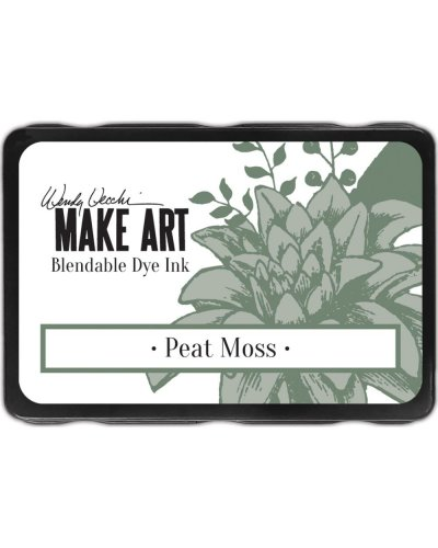 Tinta Peat Moss Make Art