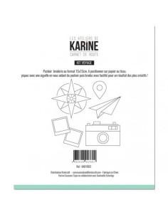 Plantilla para costura Kit Voyage de karine