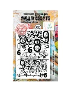 Sello Decimals Aall&Create
