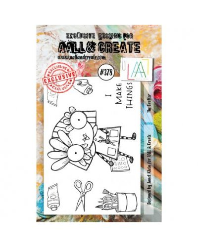 Sello The Crafter Aall&Create