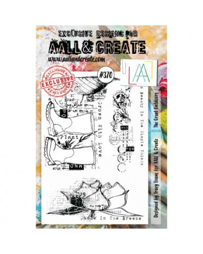 Sello The Great Outdoors Aall&Create