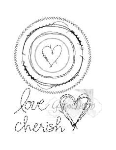 Gabi's Circle Stitch