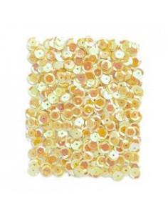 Lentejuelas amarillas