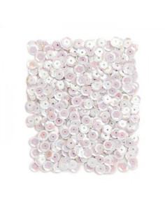 Lentejuelas perla