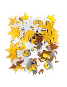 Lentejuelas estrellas
