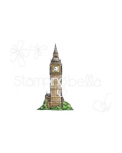 Sello Stampingbella Big Ben