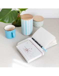 Cuaderno Escalera Mia Mandarina