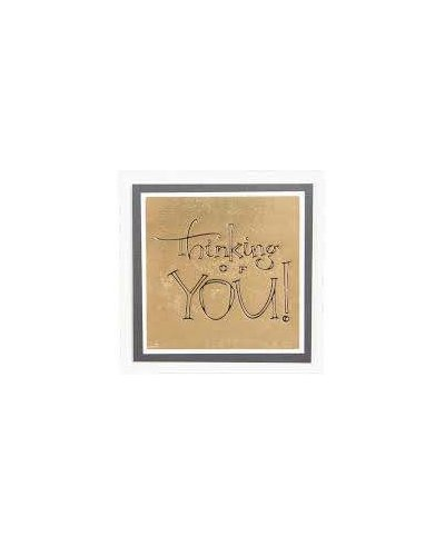 Troquel Faux Scrip Thinking of You Spellbinders