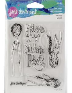 Sello Friendship Jane Davenport