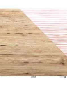 Papel ud Wooden colors 03
