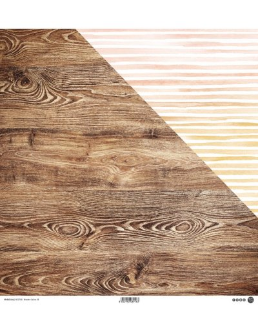 Papel ud Wooden colors 04