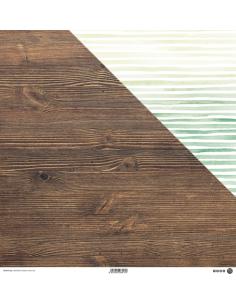 Papel ud Wooden colors 05