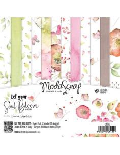 Kit 6x6 Soul bloom modascrap