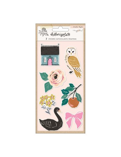 Chipboard Marigold de Maggie Holmes