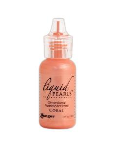 Liquid pearls Cooper pearl