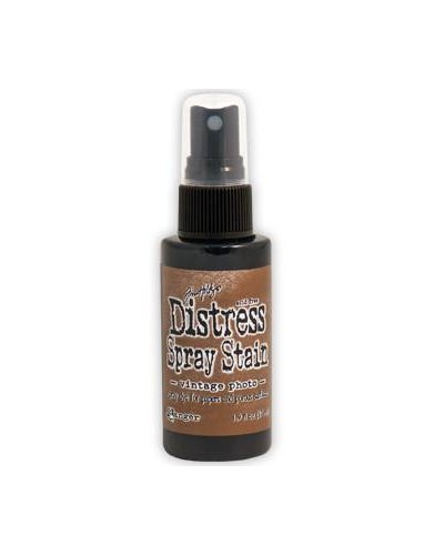 Tinta distress en spray Victorian velvet
