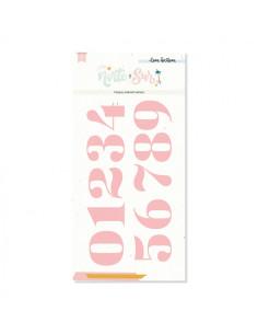 Troquel alfabeto marquee de Lora Bailora