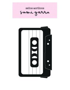 sello Casete de sami garra
