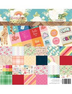 Block 20x20 Changing colors de Webster pages
