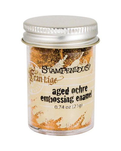 Polvo emboss Aged taupe de Stampendous